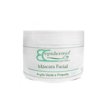 Máscara Facial Argila Verde e Própolis 250g