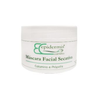 Máscara Facial Secativa 200g