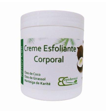 Renov Cell - Creme Esfoliante Corporal 500g