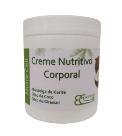 Nutre Cell - Creme Nutritivo Corporal 500g