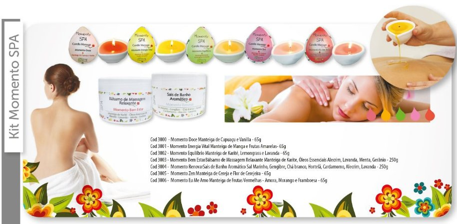 Kit Momento SPA Epidermis Cosmetics