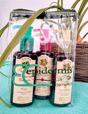 Kit Óleos Aroma Essencial