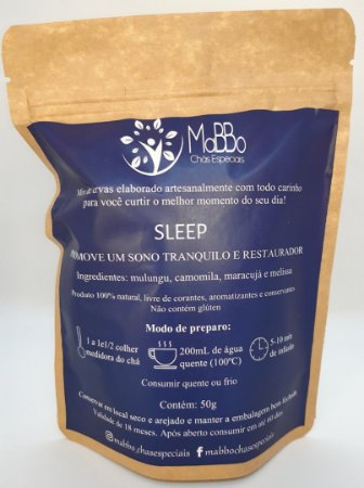 Chá Sleep Granel