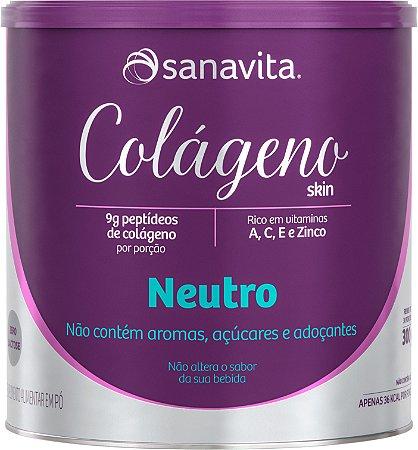 Colágeno Neutro Sanavita 300G