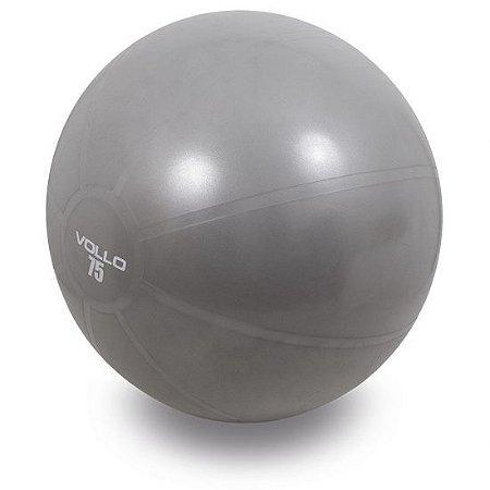 Bola de Ginástica - Gym Ball Tam. 75 cm c/ Res. 300 Kg c/ Bomba