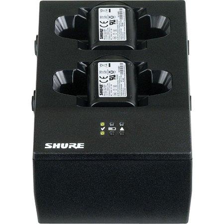 Carregador de bateria Shure SBC200US