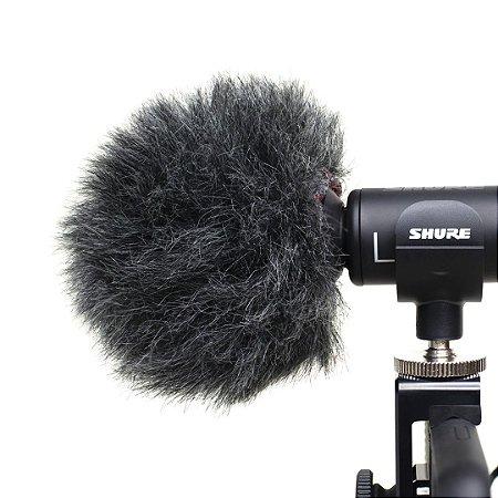 Shure AMV88 Fur