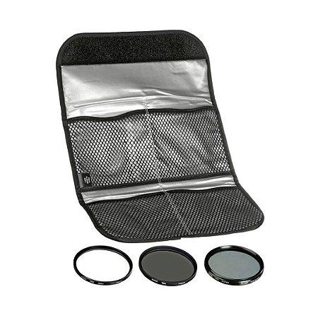 Kit de filtro digital Hoya 58mm