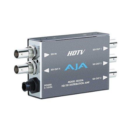 Distribuidor AJA HD5DA