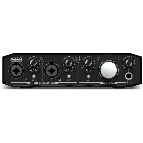 Interface de áudio/MIDI USB Mackie Onyx Producer 2 · 2