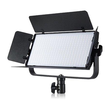 Kit Iluminação Tolifo GK 40B Pro Acompanha Tripé e Baterias