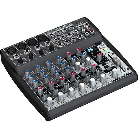 Mixer Behringer XENYX 1202FX (semi-novo)