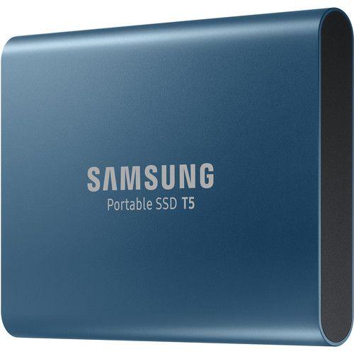 SSD Portátil Samsung 500GB T5
