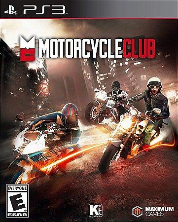 MOTORCYCLE CLUB PS3 PSN MÍDIA DIGITAL
