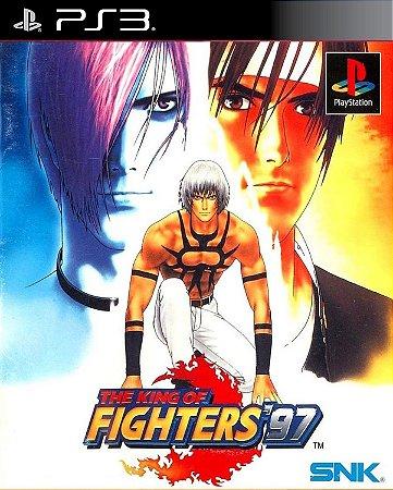 The king of fighters 97 (psone classic) PS3 PSN Mídia digital