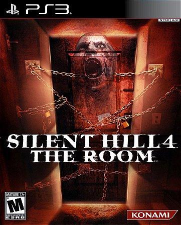 Silent hill 4 the room (ps2 classic) PS3 PSN MÍdia digital