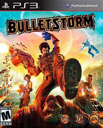Bulletstorm ps3 psn mídia digital