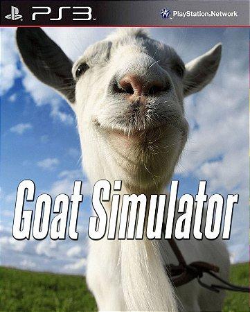 Goat Simulator - PS3 Mídia digital