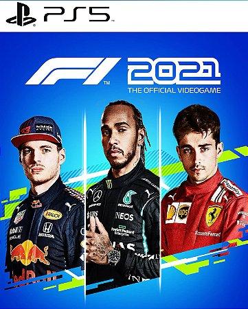 F1 2021 Standard Edition PS4 e PS5- PSN Mídia digital