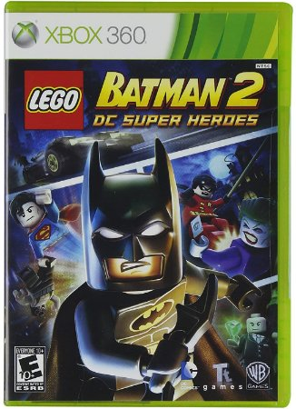 LEGO BATMAN E LEGO BATMAN 2 XBOX 360 MÍDIA DIGITAL