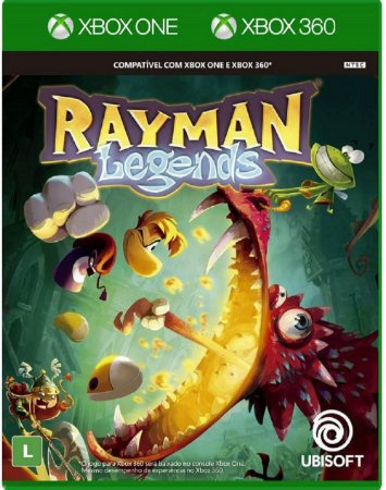 RAYMAN LEGENDS XBOX 360 MÍDIA DIGITAL