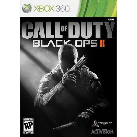CALL OF DUTY: BLACK OPS II XBOX 360 MÍDIA DIGITAL