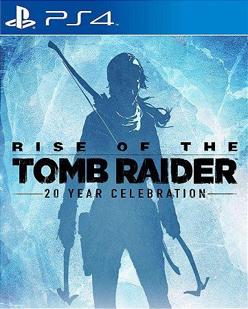 RISE OF THE TOMB RAIDER PS4 PSN MIDIA DIGITAL