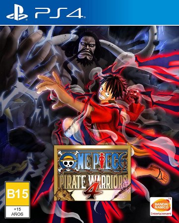 ONE PIECE: PIRATE WARRIORS 4 PS4 MÍDIA DIGITAL
