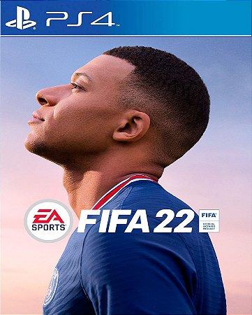 FIFA 22 PS4 MÍDIA DIGITAL PRÉ VENDA