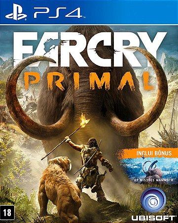 FAR CRY PRIMAL- PS4 E PS5 EDITION