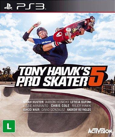 Tony hawks pro skater 5 ps3 psn midia digital