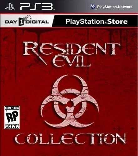 Combo Resident Evil 10 em 1 PS3 Mídia digital PSN