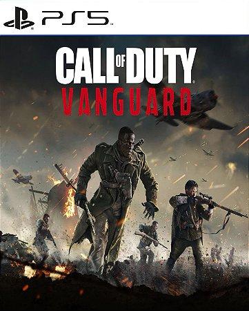 Call of duty Vanguard ps4 e PS5 edition Midia digital PSN Pré venda