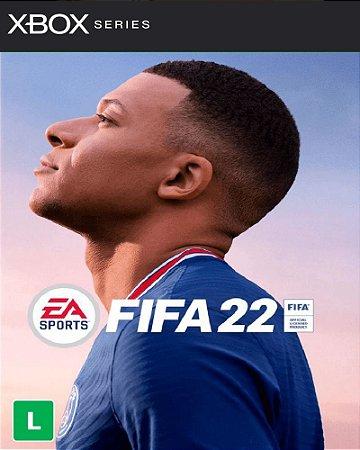 FIFA 22 XBOX SERIES MIDIA DIGITAL