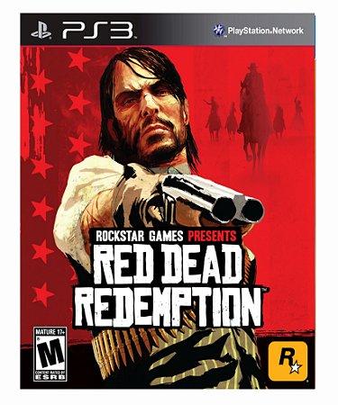 Red Dead Redemption - Ps3 Psn Mídia Digital