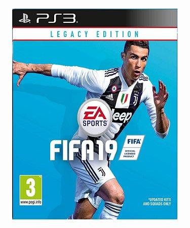 FIFA 19 PORTUGUES BRASIL  PS3 MIDIA DIGITAL PSN