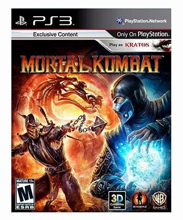 Mortal Kombat Komplete Edition - Ps3 Psn Mídia Digital