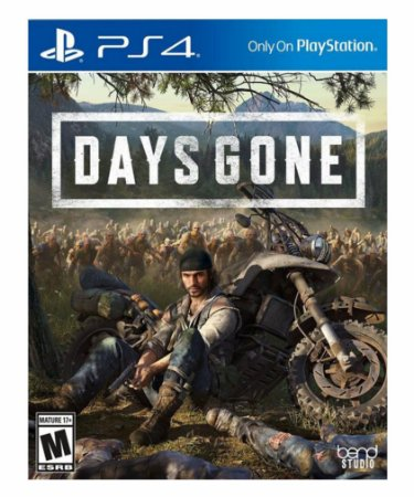 Days Gone - Ps4 Psn Mídia Digital
