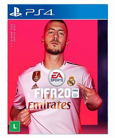 FIFA 20 Standard Edition Português - Ps4 Psn Mídia Digital