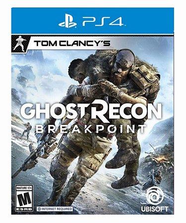 Tom Clancy's Ghost Recon Breakpoint - Ps4 Psn Mídia Digital