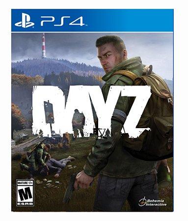 DayZ – Ps4 Psn Mídia Digital