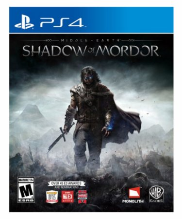 Middle Earth Shadow of Mordor Ps4 psn Mídia Digital