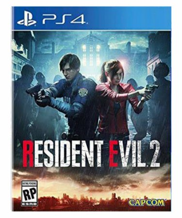 RESIDENT EVIL 2 - Ps4 Psn Mídia Digital