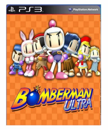 Bomberman Ultra - Ps3 Psn Midia Digital
