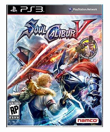 Soulcalibur V - Ps3 Psn Mídia Digital