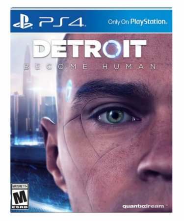 Detroit Become Human - Ps4 Psn Mídia Digital