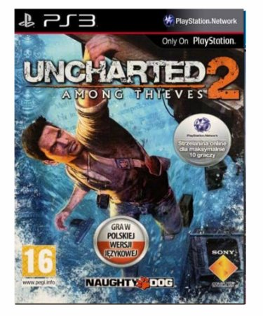 UNCHARTED 2 PS3 PSN MIDIA DIGITAL
