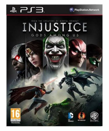 injustice gods among us ps3 psn midia digital