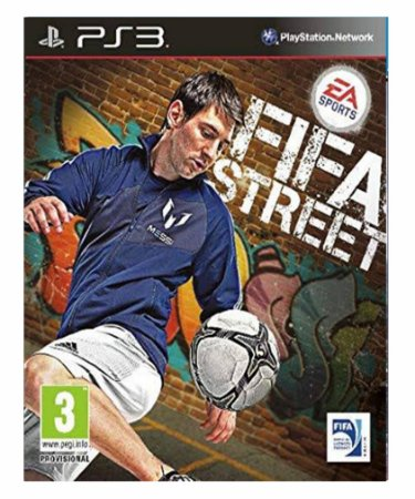 fifa street ps3 psn midia digital