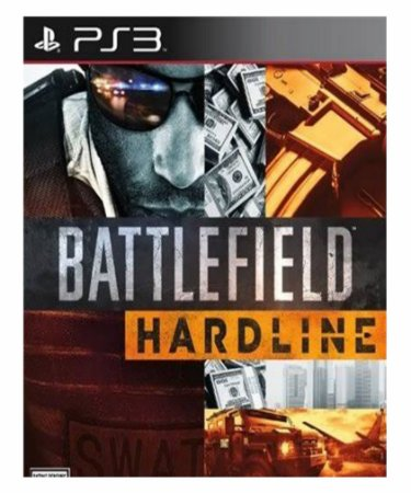 Battlefield Hardline - Ps3 Psn Midia Digital